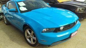 2010 Mustang GT/ easy financing! for Sale in Houston, TX