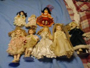 Porcelain Dolls for Sale in Rapid City, MI