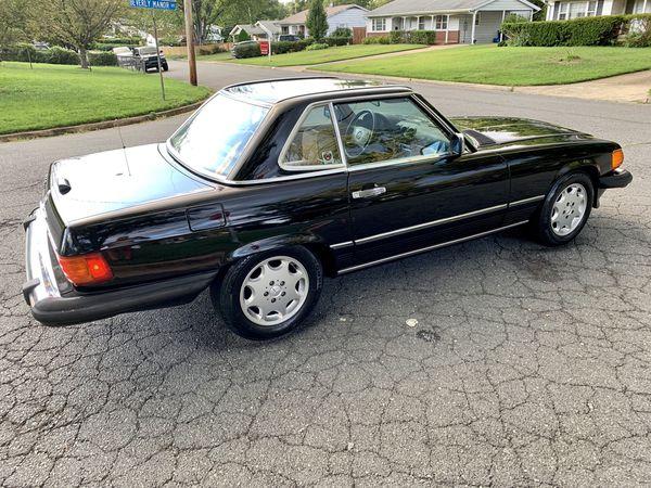 1988 Mercedes Benz 560SL 88,000 miles