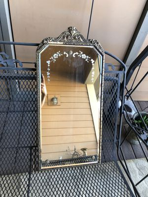 Vintage Mirror for Sale in Wheat Ridge, CO