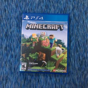 Minecraft For Ps4 for Sale in Brainerd, MN