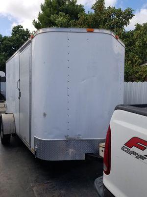 enclosed trailer for Sale in Miami Gardens, FL