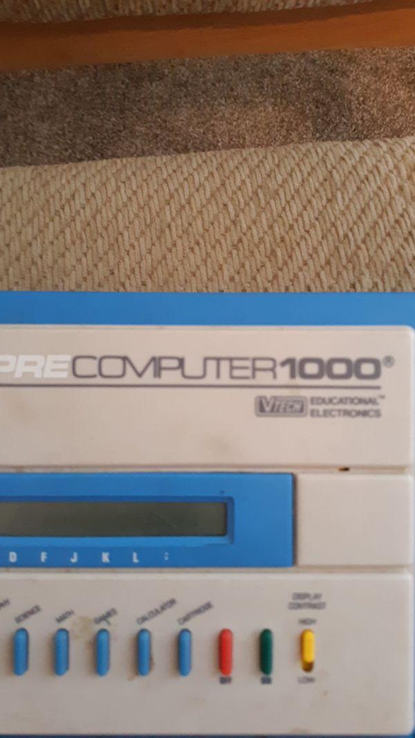 Free! PreComputer 1000