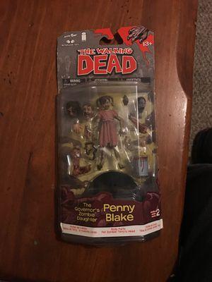 The walking dead penny Blake action figure for Sale in Denver, CO
