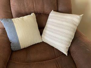 Decorative throw pillows for Sale in Herriman, UT