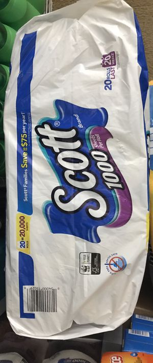 20 rolls $10 for Sale in Allentown, PA