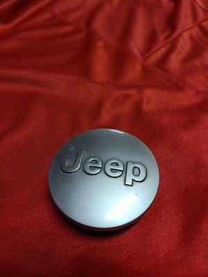 Single Jeep Center Cap for Sale in Sacramento, CA