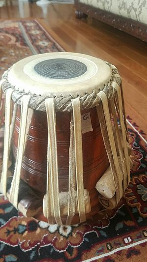 Tabla ( Indian drum-right only) not new for Sale for sale  Edison, NJ