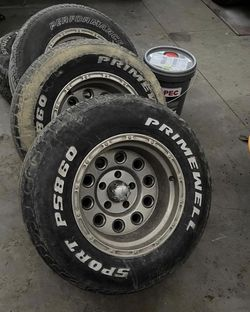 """15"""" Wheels 5x5 Bolt Pattern for Sale in Center Point,  WV"""
