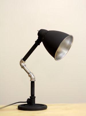 Modern Industrial Desk Lamp for Sale in Salt Lake City, UT