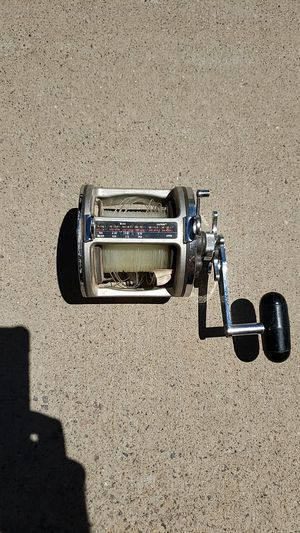 DAIWA SEALINE 400H STAR DRAG FISHING REEL for Sale in Guadalupe, AZ
