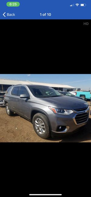 Chevy traverse parts for Sale in Sterling Heights, MI