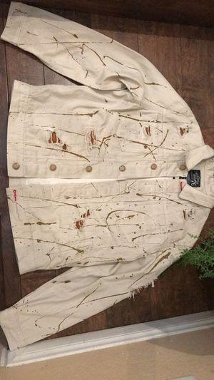 Denim jacket for Sale in North Las Vegas, NV