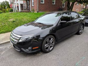 2011 Ford Fusion 4 cyl Nice/Clean Cheap! $2000 Needs Cosmetics for Sale in Pikesville, MD