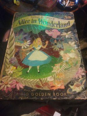 Alice in Wonderland 1951 for Sale in Lebanon, TN