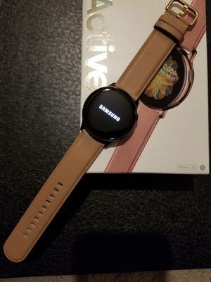 Samsung Active Watch 40mm for Sale in Everett, WA