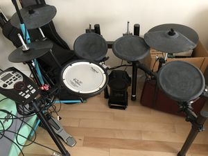 Roland TD 11k electric drum set for Sale in San Diego, CA