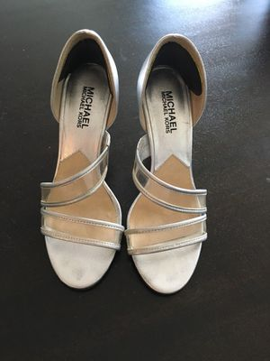 Michael Kors shoes size 5 1/2. Barely used like new! for Sale in Alexandria, VA