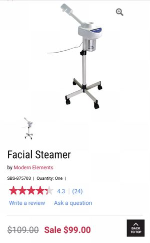 Facial Steamer and ozone for Sale in Goodyear, AZ