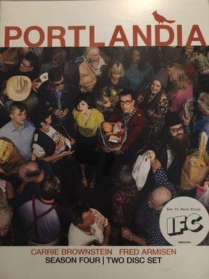 Portlandia Season 4 DVD NEW for Sale in West Valley City, UT