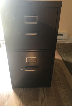 2 drawer file cabinet for Sale in Arlington Heights, IL