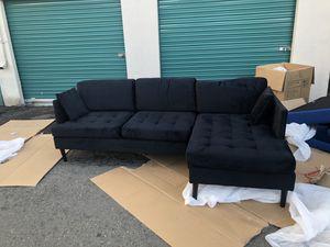 Black sofa for Sale in San Diego, CA