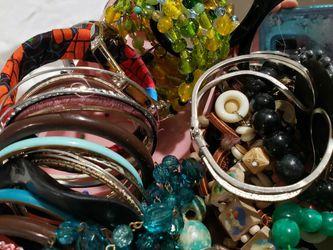 Mixed Bulk Jewelry Lot 25.00, Lot3 for Sale in Bellevue,  WA