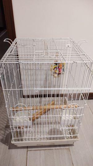 Bird Parrot Cage - Used for Sale in East Brunswick, NJ