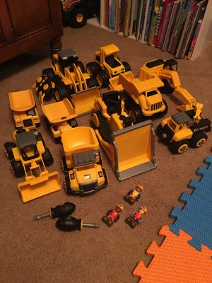 CAT Tractor Lot! for Sale in Kirkland, WA