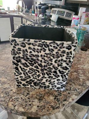 Furlike waste basket for Sale in West Palm Beach, FL