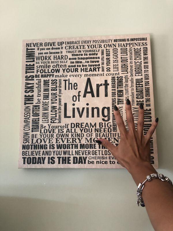 Wall Art Canvas Art Inspirational Art
