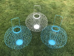 Wire candle holders for Sale in Wenatchee, WA