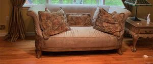 Couch , chair and 2 end tables for Sale in Franklin Lakes, NJ