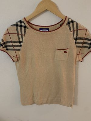 Burberry blue label top for Sale in Los Angeles, CA