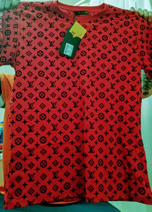 Authentic Louis Vuitton shirt men's size Large Brand new with tags for Sale in Las Vegas, NV