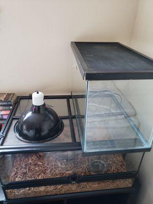 Ball python terrarium for Sale in Colorado Springs, CO