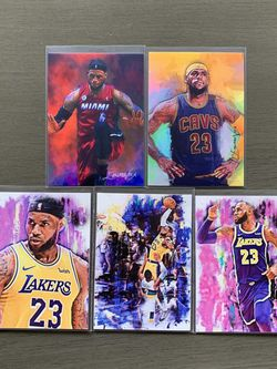 Kobe Bryant, Lebron James, Allen Iverson, Vince Carter and more! (48 Cards) for Sale in Homestead,  FL