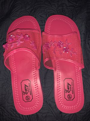 Hot Pink Slippers for Sale in Orlando, FL