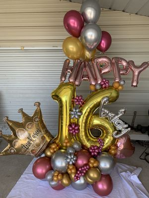 Balloon Bouquets for Sale in Mesquite, TX