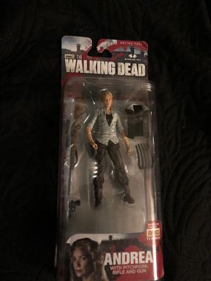 Andrea collectible action figure for Sale in Cudahy, CA