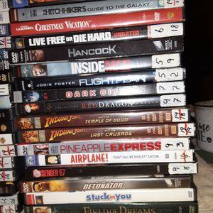 Dvd Movies for Sale in Edisto Island, SC