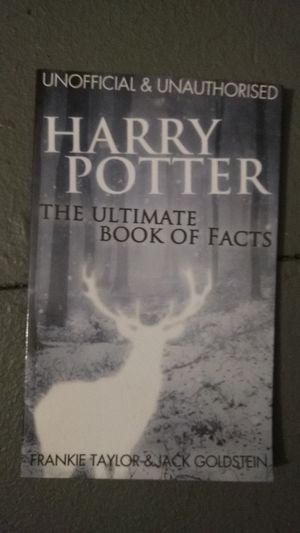 Harry Potter fact book for Sale in Missoula, MT