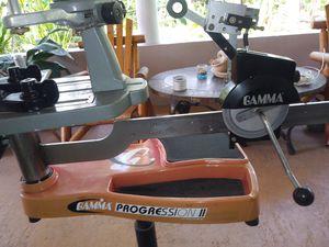 Gamma progression 2 tennis racket machine with stand for Sale in Miami, FL