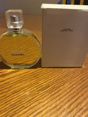 Chanel Chance Eau Fraiche Eau De Toilette 3.4 Oz. Tester w/ Tester Box 100% AUTHENTIC! WOMEN PERFUME (BRAND NEW) for Sale in Philadelphia, PA