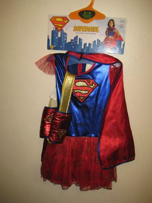 Supergirl Halloween costume for Sale in Salt Lake City, UT