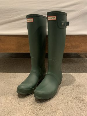 Hunter Rain Boots for Sale in Norman, OK