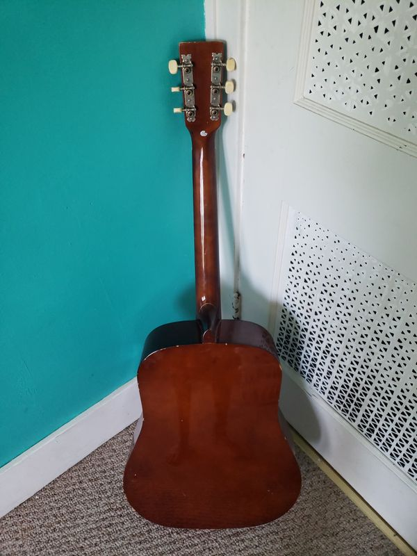 Harmony Acoustic Guitar- Open to Negotiations!