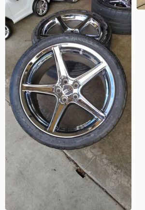Mustang rims for Sale in Reedley, CA