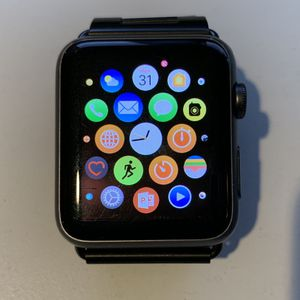 Apple Watch Series 1 space grey - great condition for Sale in Chicago, IL