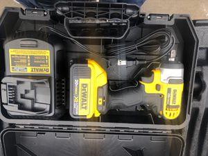 """20V DeWalt 1/2"""" impact drill for Sale in Denver, CO"""